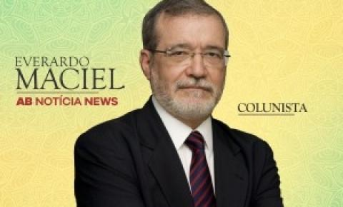 Novo colunista do AB Noticia News o Renomado Everardo Maciel